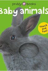 Priddy Books Baby Animals Touch and Feel