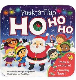 Peek-A-Flap Ho! Ho! Ho!