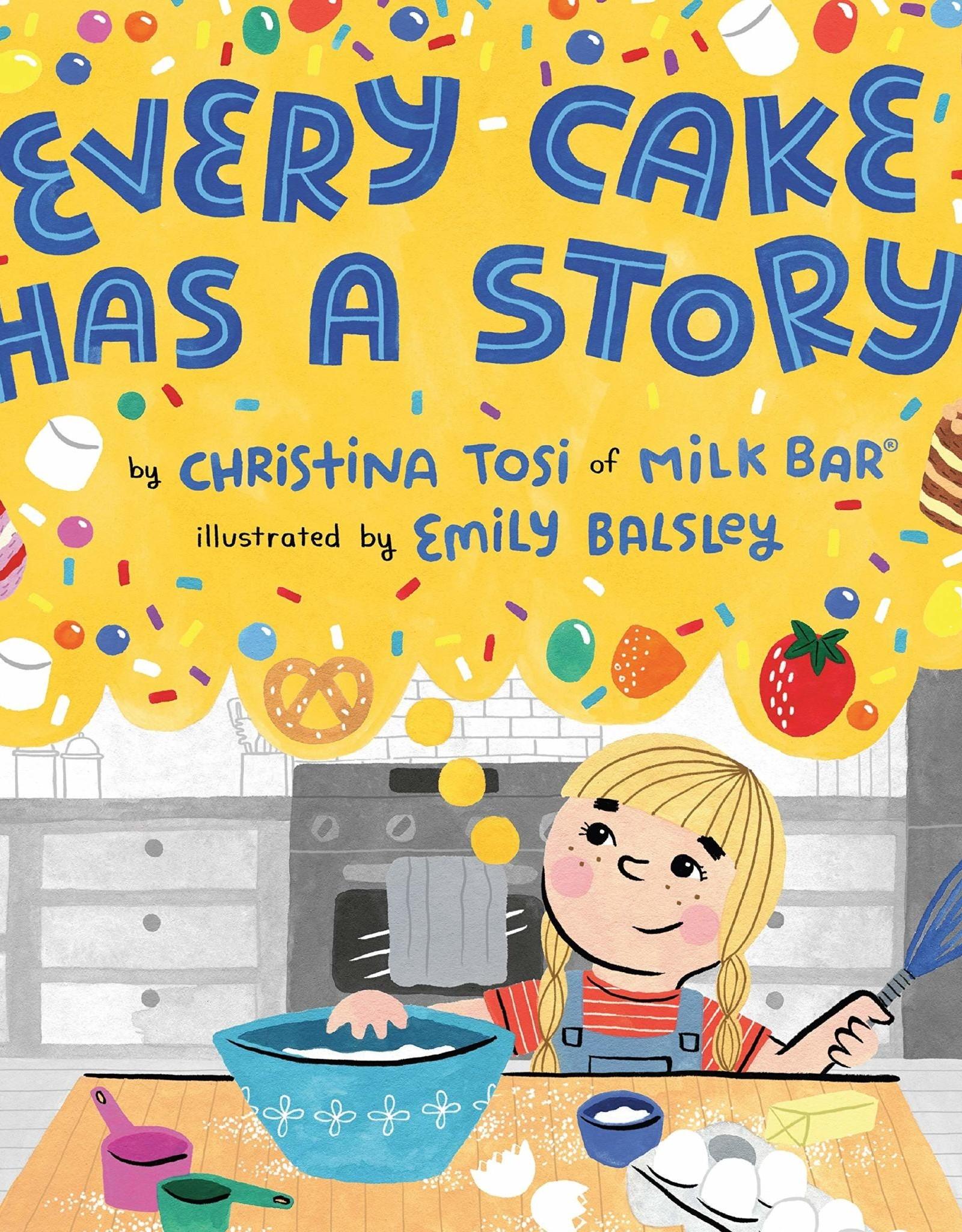 Every Cake Has a Story