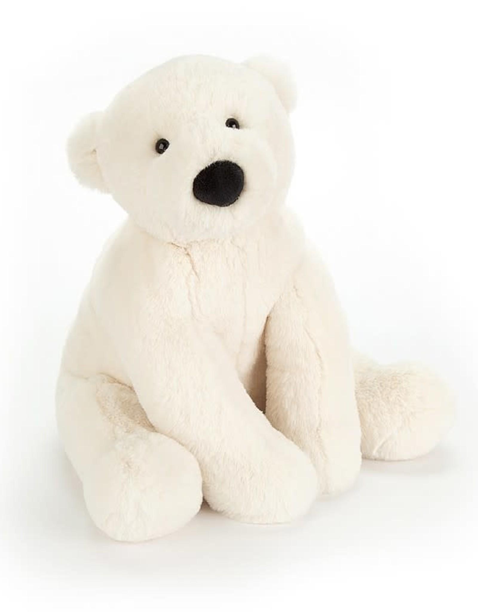 Jellycat Perry Polar Bear, Medium