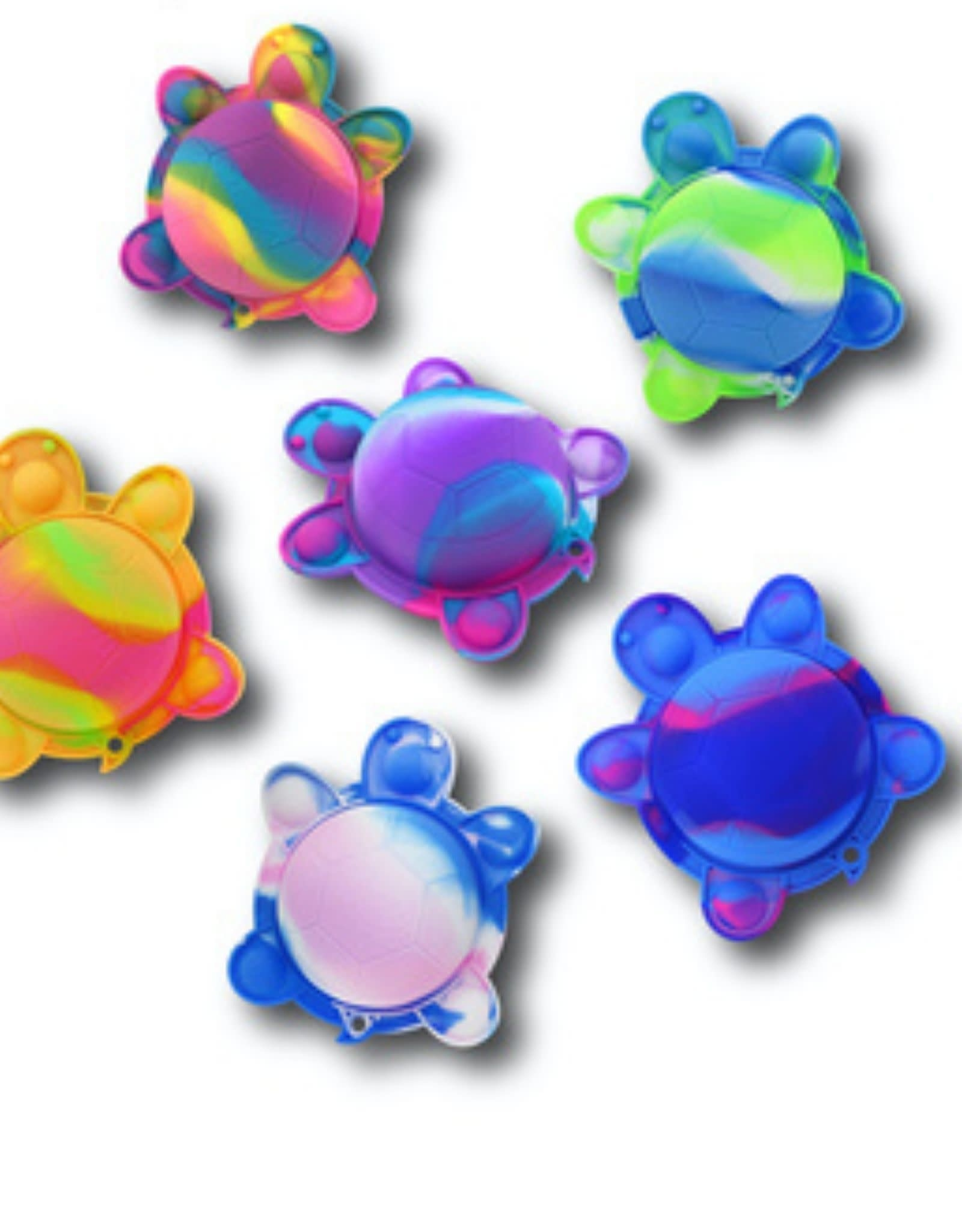 Crazy Snaps Turtle Fidget Popping Toy