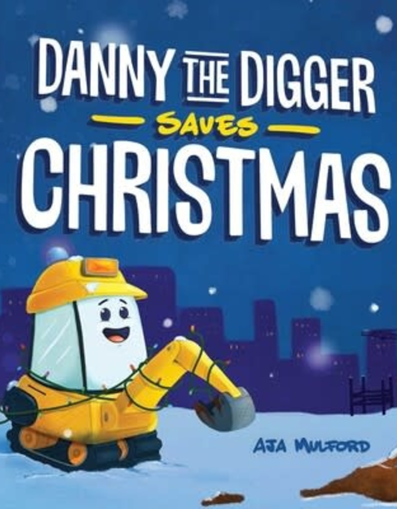Danny the Digger Saves Christmas