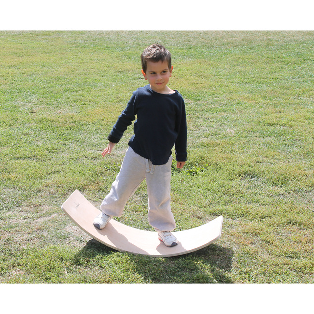 What Do You Do With a Wobble Board?