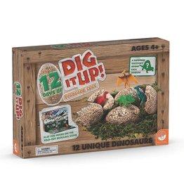 MindWare Dig It Up! 12 Days of Dig It Up: Dinosaur Eggs