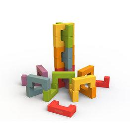 BeginAgain U Build It 24 - Piece Blocks