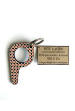 B.Cool Shop Kootie Keychain