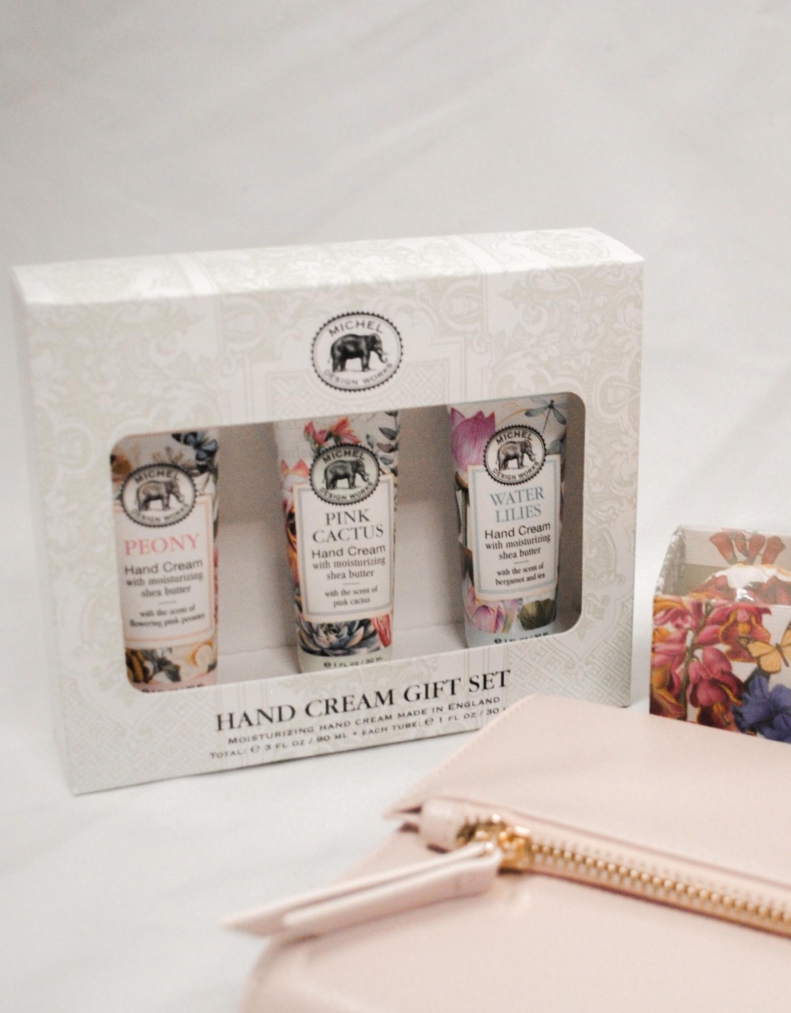 Michel Design Works Hand Cream Gift Set