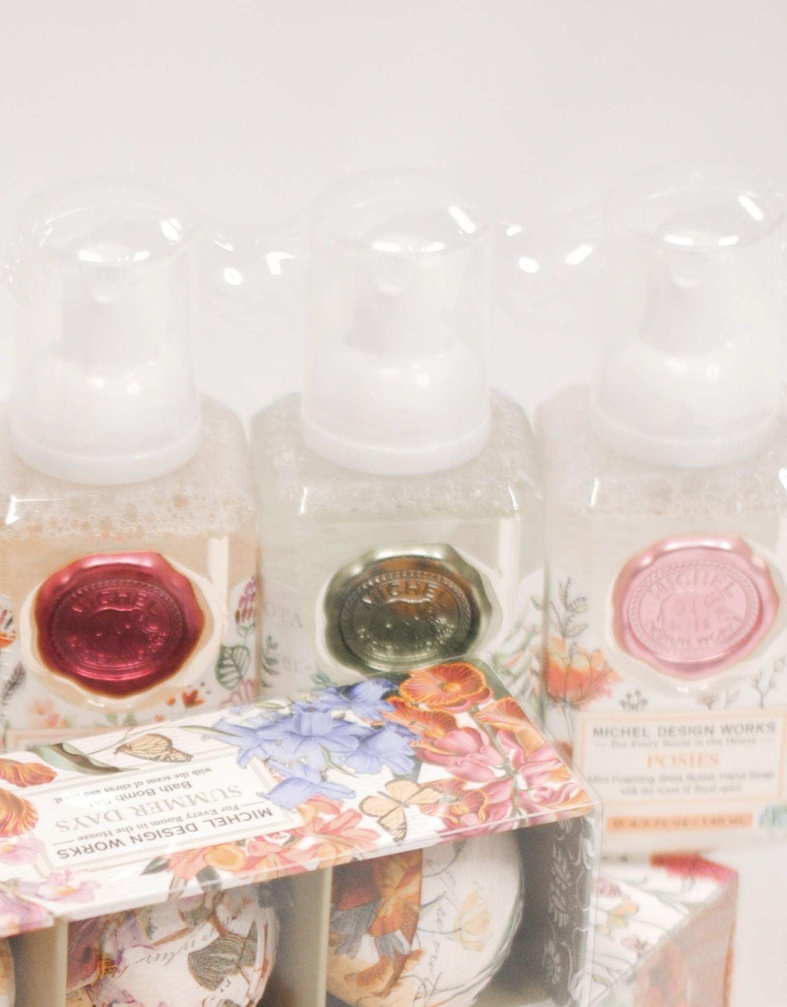 Michel Design Works Mini Foaming Soap Set