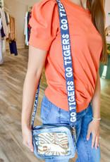 Heidi Houston Orange Poppy Top