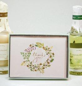 Thymes Goldleaf Garenia Bath Soap