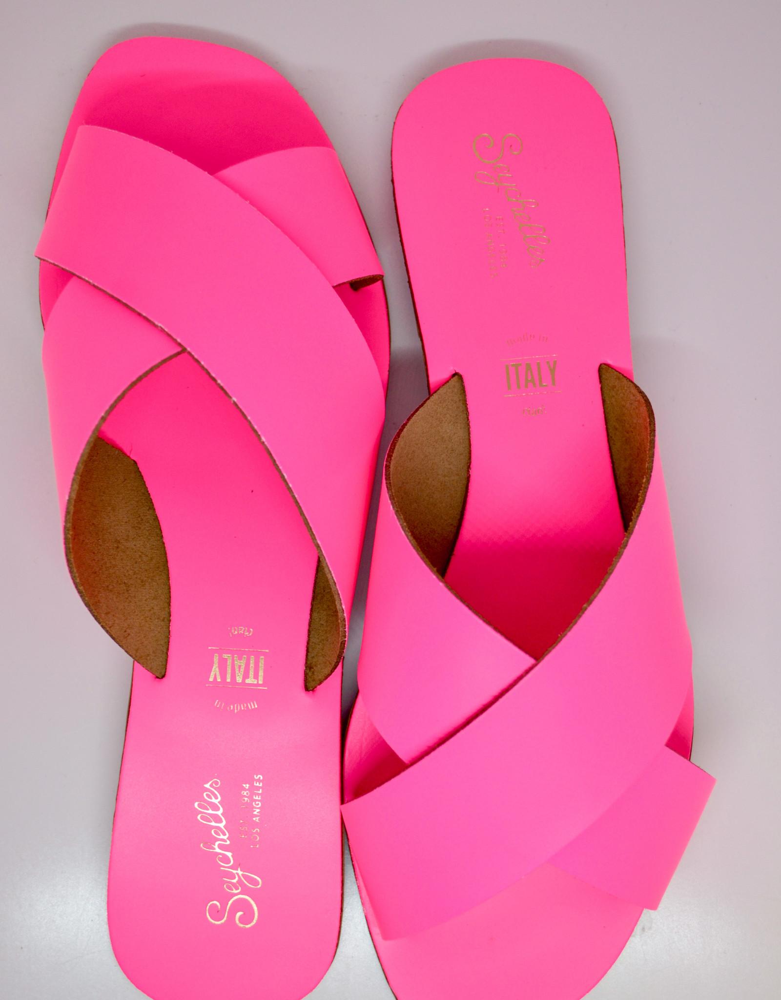 Seychelles Neon Pink