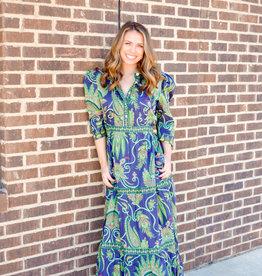 Gretchen Scott Plume Dress