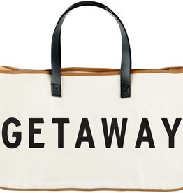 Miss Bliss Get Away Canvas Tote