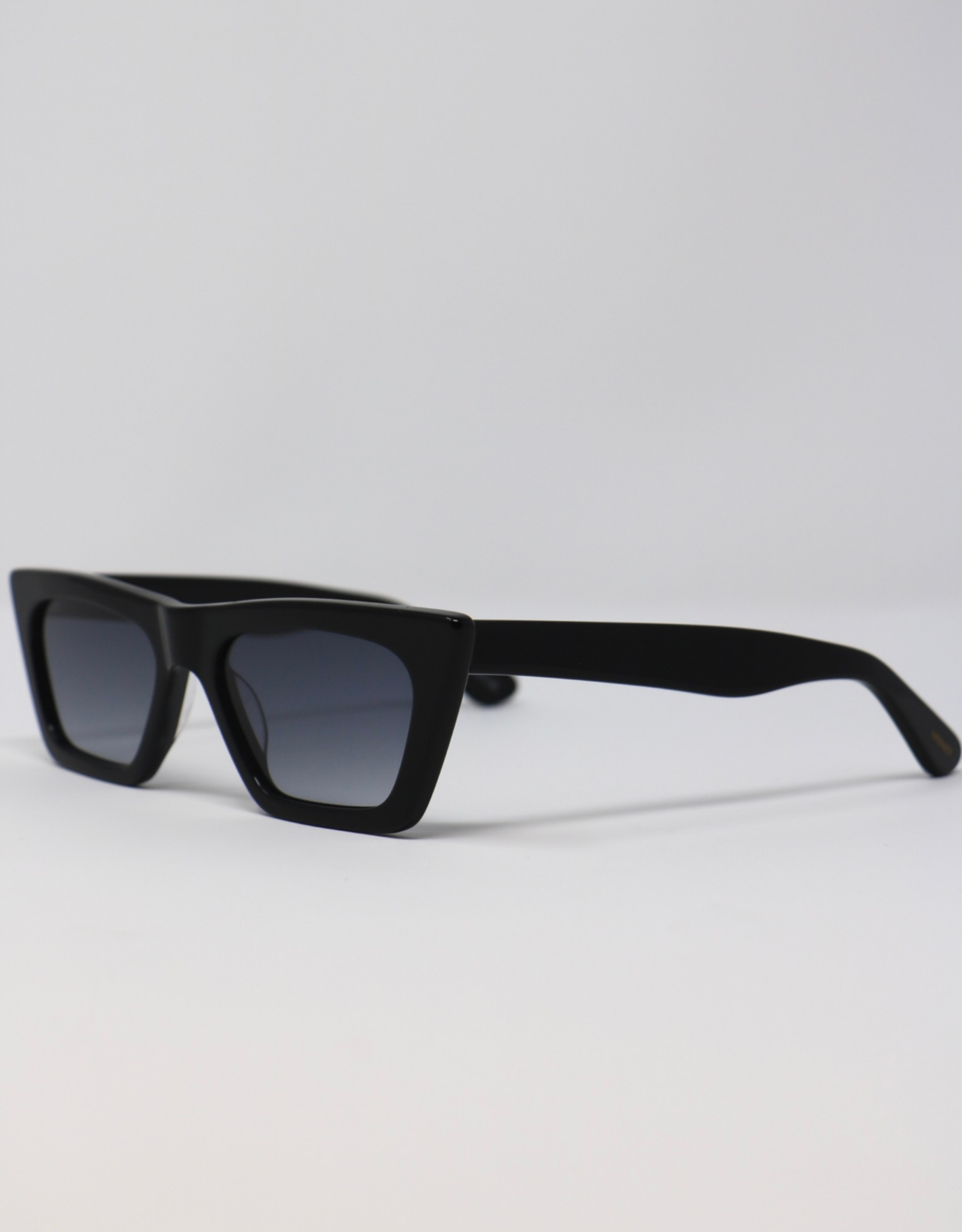 Priv Priv Kaya Black Sunglasses