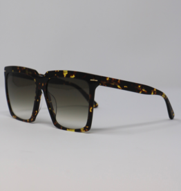Priv Priv Avalon Oversized Tortoise Sunglasses