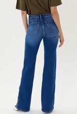 Miss Bliss High Rise Slim Flare Jean-