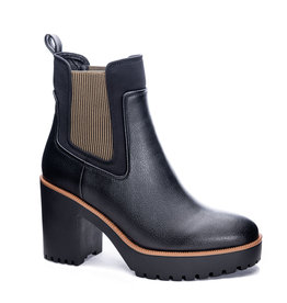 Miss Bliss Good Day Boot- Black