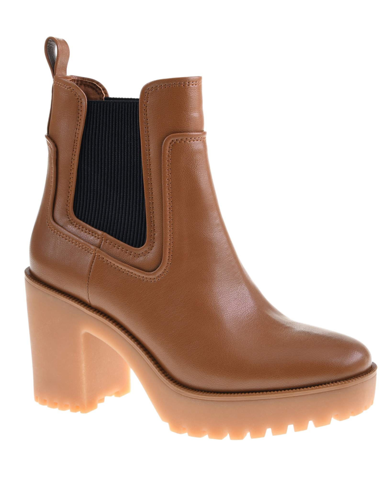 Miss Bliss Good Day Boot- Camel