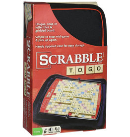Winning Moves Games SCRABBLE TO GO