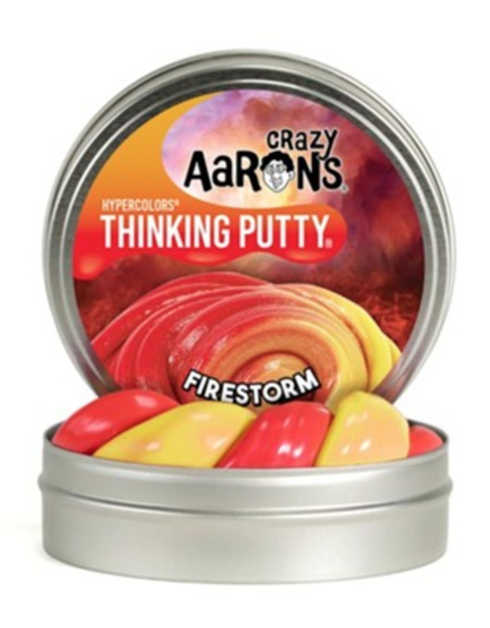 Crazy Aarons Firestorm Thinking Putty