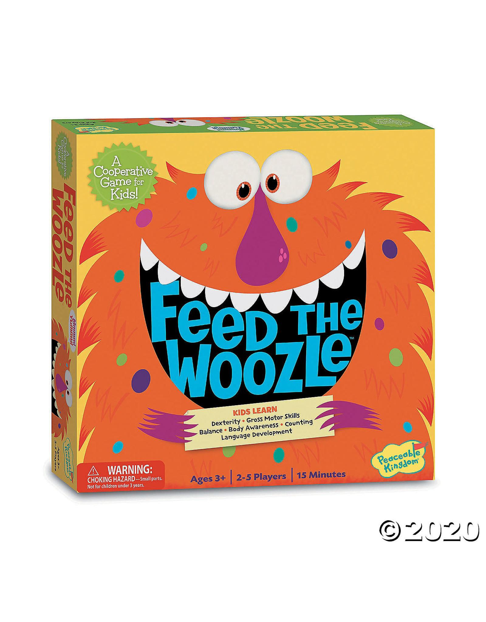 Peaceable Kingdom Feed the Woozle