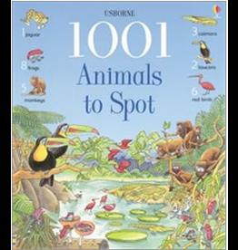 Usborne 1001 Animals to Spot