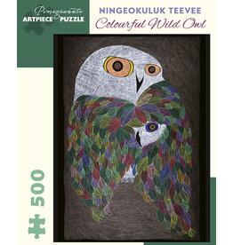 Pomegranate 500 pieces Owl