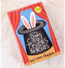 Chronicle 52 Series: Cool Tricks for Kids,rev