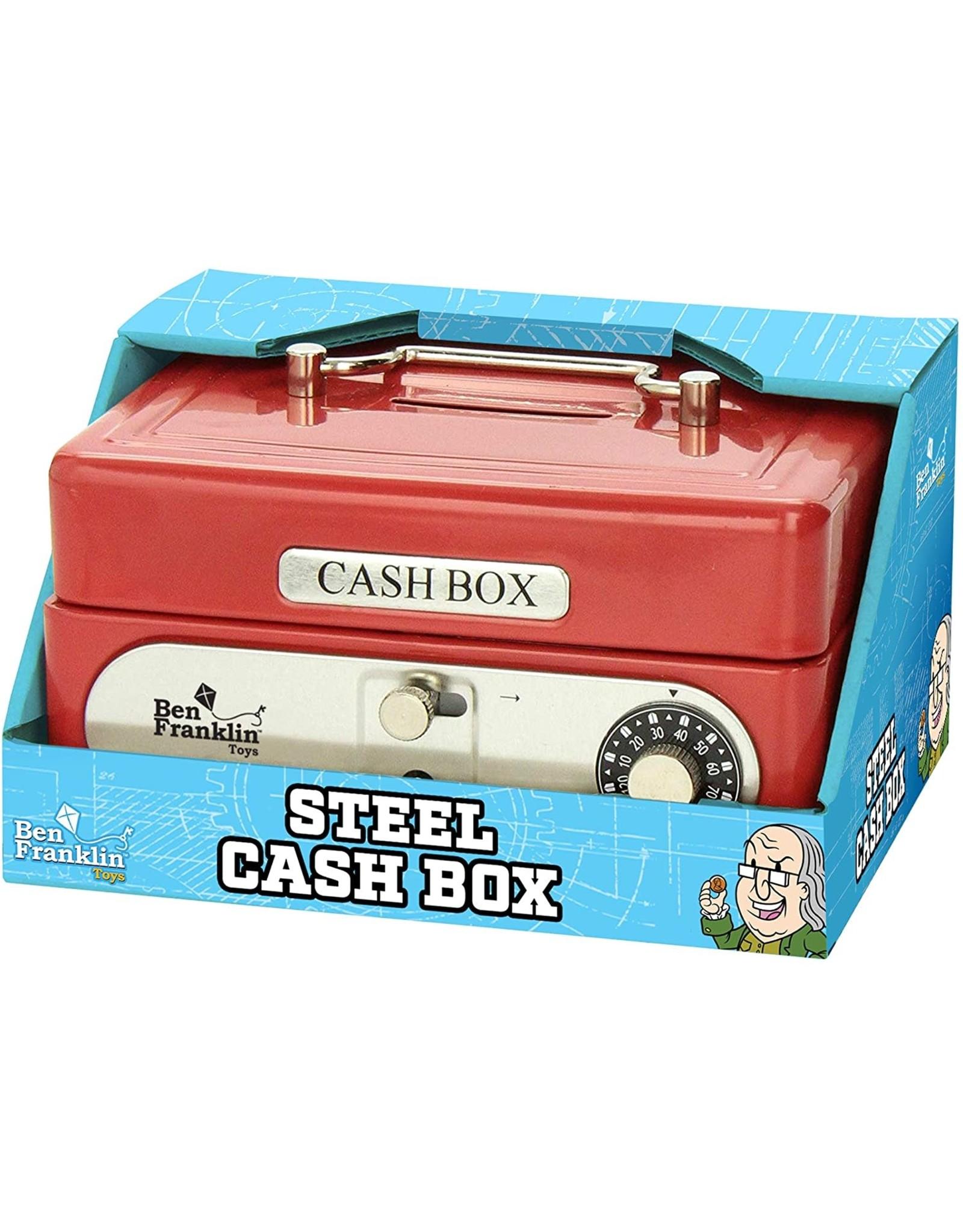 Thin Air Brands Steel Cash Box