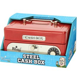 Thin Air Brands Steel Cash Box