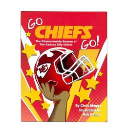 Go Chiefs Go Book