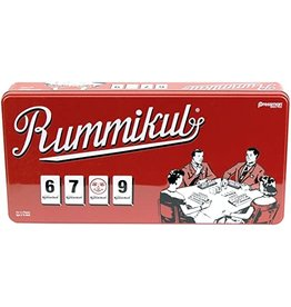 Pressman Rummikub Red Tin