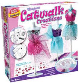 Small World Toys Elegant Catwalk Creations