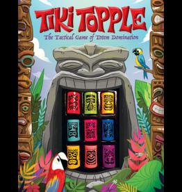 Gamewright Tiki Topple