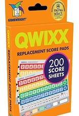Gamewright Qwixx Replacement Score Pads