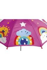 Toysmith Color Changing Umbrella Rainbow
