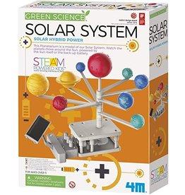 Toysmith Solar System Solar Hybrid Power-Motorized