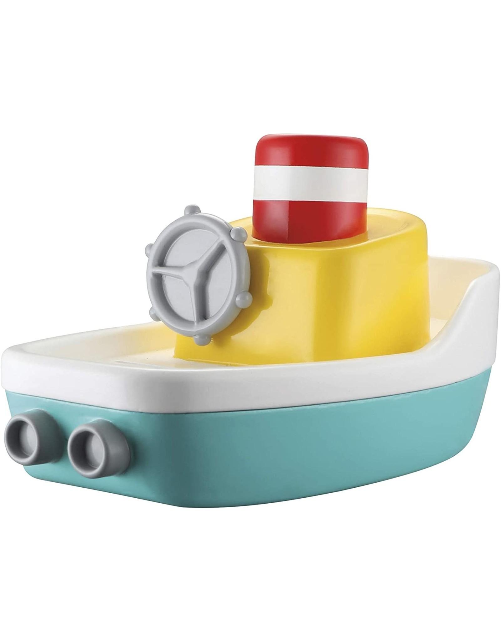 Toysmith Splash N' Play Spraying Tugboat