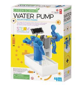 Toysmith Water Pump Solar Hybrid power