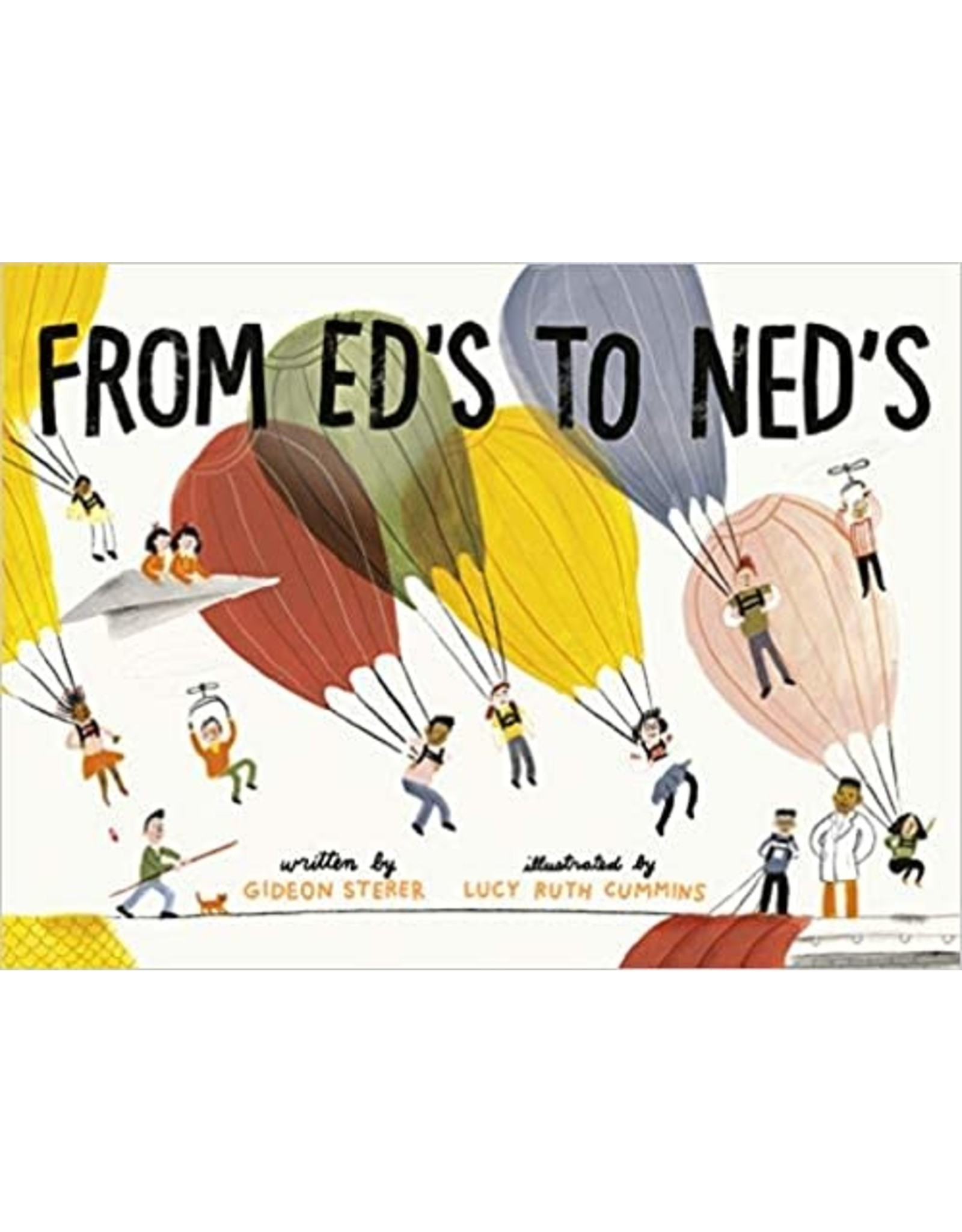 Alfred A. Knopf From Ed's to Ned's