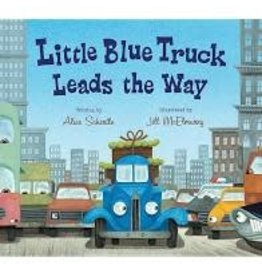 Anne McGilvray & Company LITTLE BLUE TRUCK LEADS THE WAY BB REV