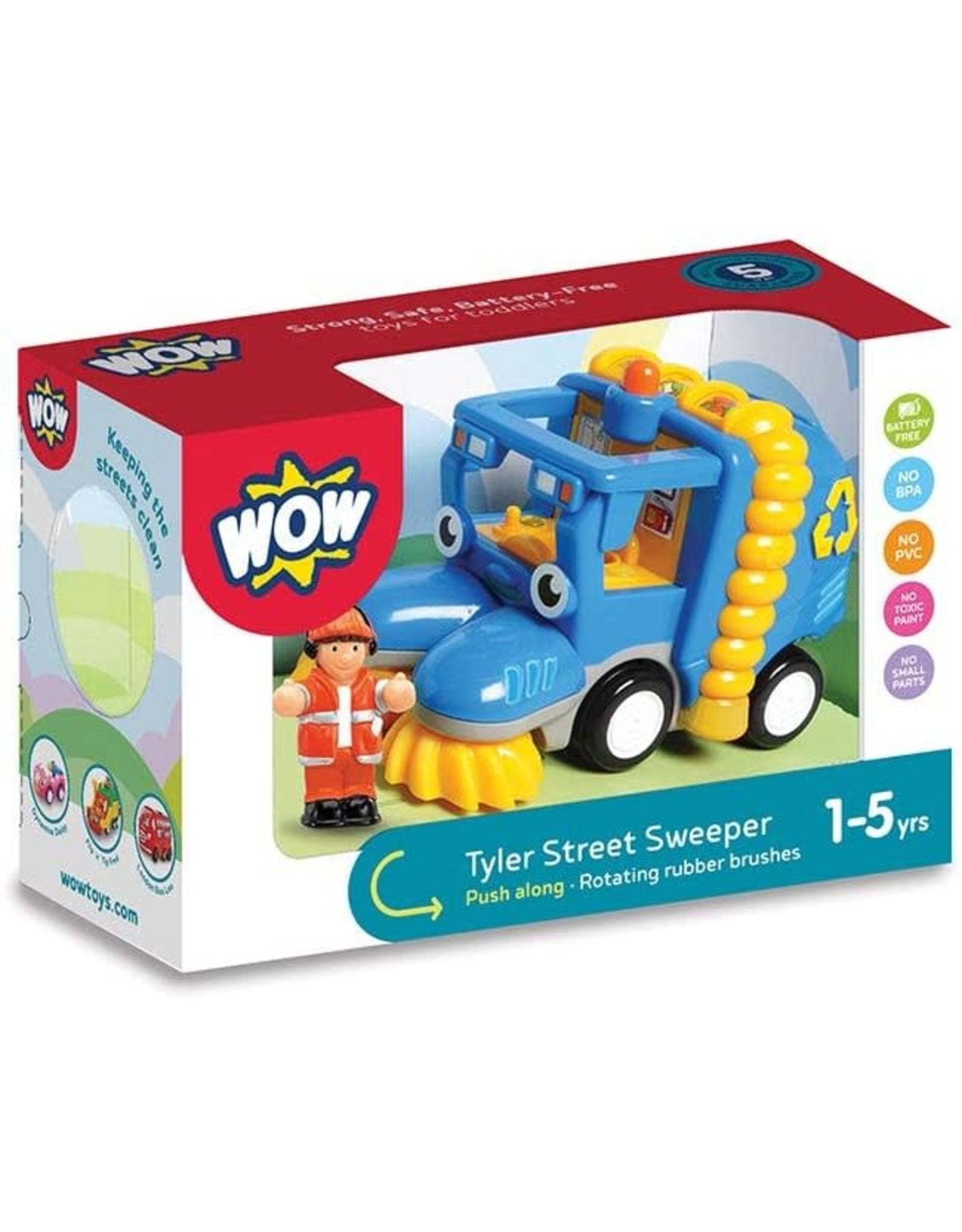 Wow Tyler Street Sweeper