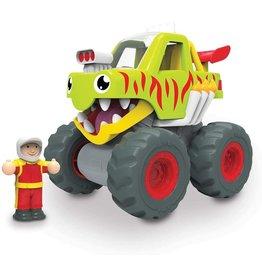 Wow Mack Monster Truck