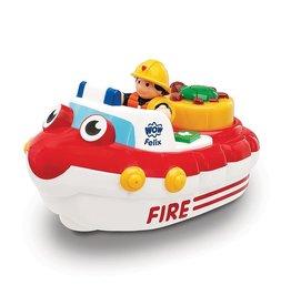 Wow Fireboat Felix