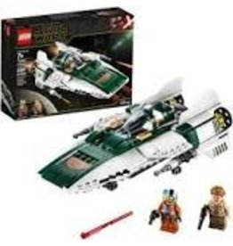 Lego Resistance A-Wing Starfighter 75248