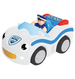 Wow Cop Car Cody