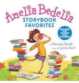 Anne McGilvray & Company Amelia Bedelia Storybook Favorites