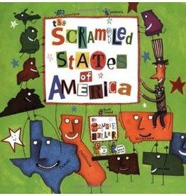 Square Fish The Scrambled States of America Book