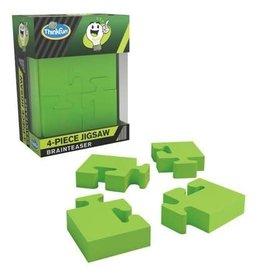 Thinkfun 4-Piece Jigsaw Brainteaser