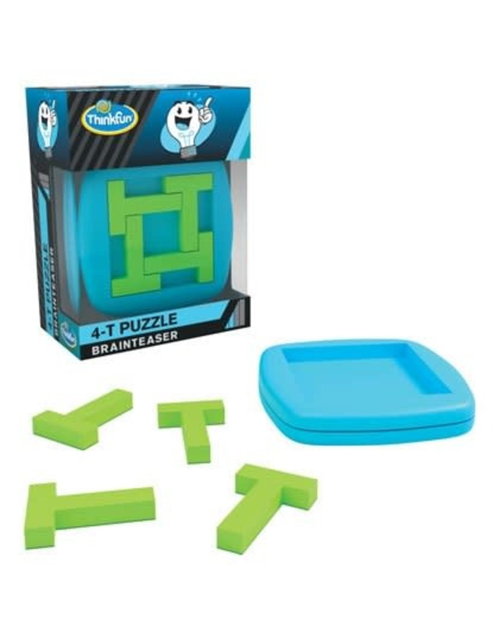 Thinkfun 4-T Puzzle Brainteaser
